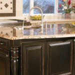 Kitchen Counter Made of Granite