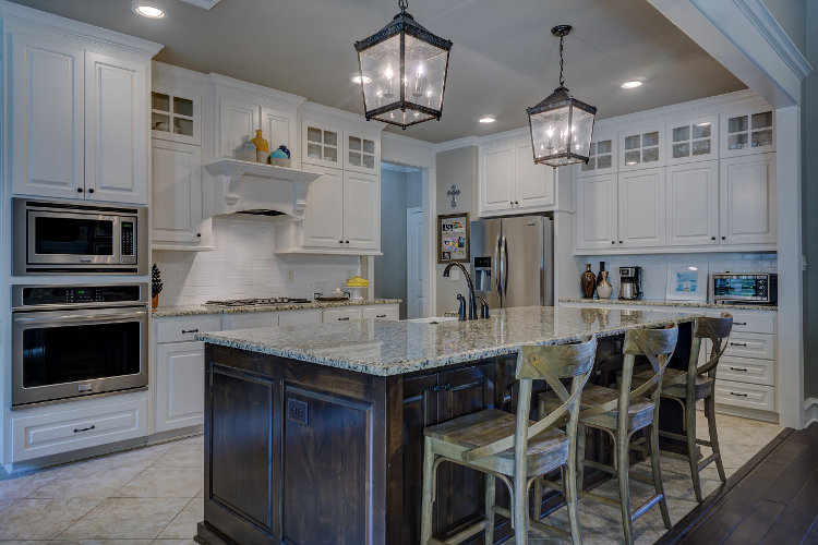 Select Stone Counter Tops